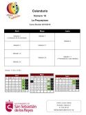 Calendario número 16 La Pequeplaza