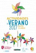 Campaña de actividades de verano de Infancia 2017