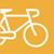 rutas posibles en bici