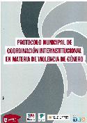 Portada Protocolo de Coordinación Interinstitucional en Violencia de Género