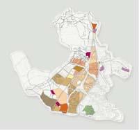 Plano del municipio