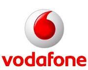 Logo de Vodafone como patrocinador en el concurso