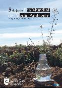 Cartel del Día Mundial del Medio Ambiente en San Sebastián de los Reyes.
