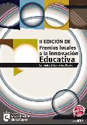 Cartel de los segundos 'Premios Locales a la Innovación Educativa' .