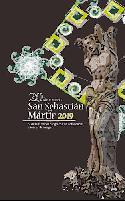Cartel del programa de Fiestas de San Sebastián Mártir.