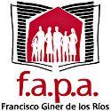 Logotipo de FAPA Francisco Giner de los Ríos.
