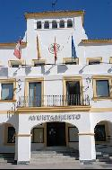 Fachada principal de edificio Consistorial de San Sebastián de los Reyes.