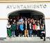 Estudiantes de 4º de ESO visitan el Ayuntamiento para 'asomarse' al mundo laboral