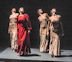 El flamenco baila en femenino en el TAM inspirado por Teresa de Jesús, María de Zayas, María Calderón y sor Juana Inés de la Cruz
