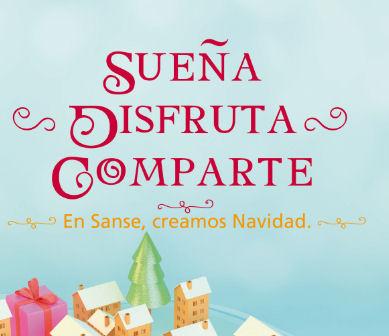 La Navidad de Sanse se acerca a todos los barrios de la ciudad
