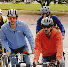 Sanse inaugura su 'Bicicarril Circular' el 23 de junio con una marcha de colectivos ciclistas