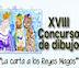 Las Bibliotecas Municipales convocan el concurso de dibujo para la carta a los Reyes Magos