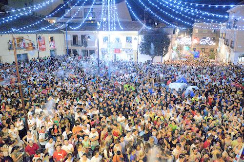Sanse invertirá cerca de 800.000 euros en sus fiestas del Cristo de los Remedios