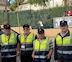 Los Agentes Voluntarios del Camino Escolar Seguro, una iniciativa útil y solidaria
