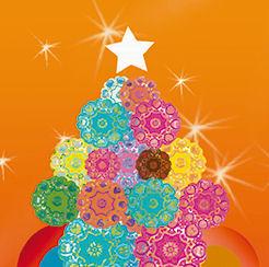 Sanse extiende el alumbrado navideño a toda la ciudad durante estas Fiestas