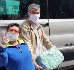 El Ayuntamiento canaliza la gran ola de solidaridad vecinal en la lucha contra el Coronavirus