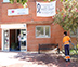 El Gobierno de Sanse realiza una profunda desinfección de todos los Centros de Salud del municipio