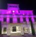 El Ayuntamiento iluminado de morado por el Día Mundial de Alzheimer