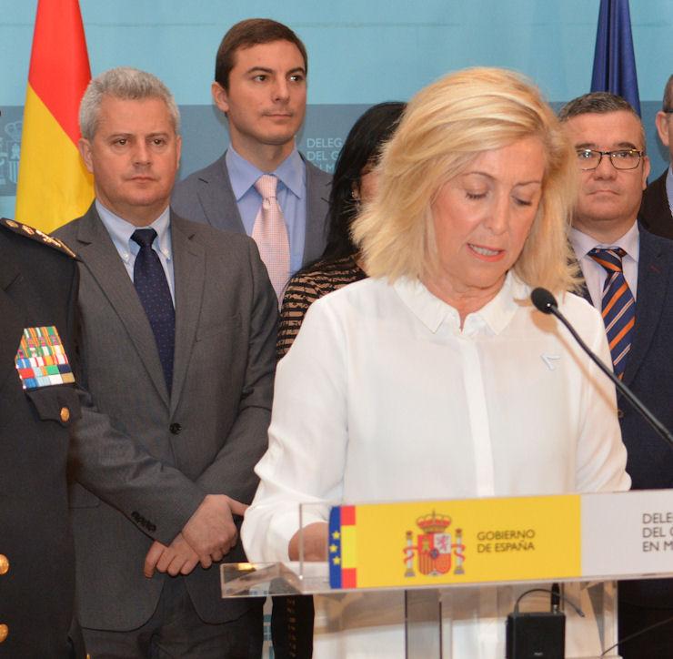 La Policía Local se coordina con las Fuerzas y Cuerpos de Seguridad del Estado para proteger a las víctimas de la violencia de género