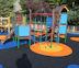 Sanse aumenta la seguridad de las zonas infantiles de la ciudad sustituyendo los suelos de caucho