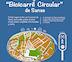 Nuevo 'ciclocarril' para circular de manera segura por el corazón de la ciudad