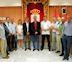 La Asociación de municipios organizadores de festejos taurinos populares se reúne en Sanse para potenciar su actividad y apoyar nuevas iniciativas promocionales