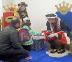 Fiesta de entrega de premios del XX Concurso de dibujo infantil Carta a los Reyes Magos