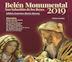 El Belén 2019, el más 'monumental' de los montados hasta el momento en Sanse
