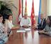 El Ayuntamiento y ACENOMA renuevan su convenio de colaboración